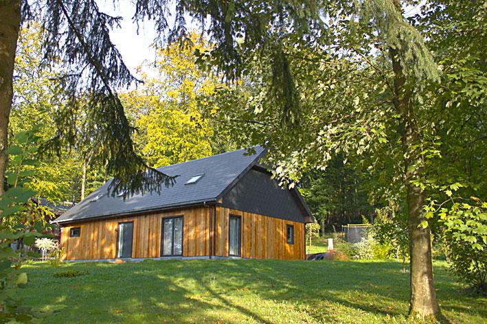 Villa vakantiehuis ardennen du bois in soy nabij hotton for Huizen te koop ardennen